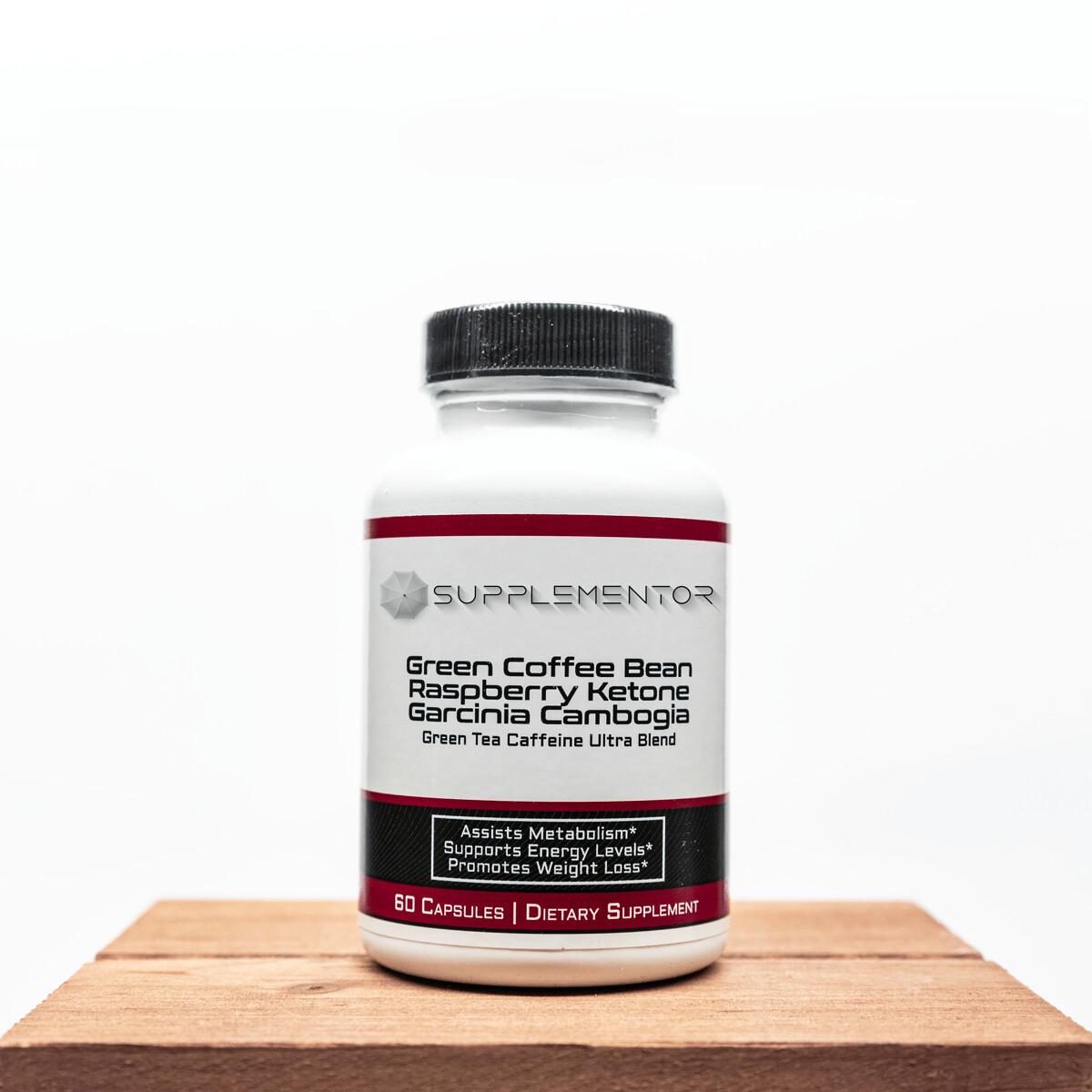 Green Coffee, Ketone & Garcinia Ultra Blend Bioceutical Supplement