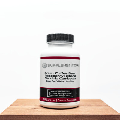 Green Coffee, Ketone & Garcinia Ultra Blend Bioceutical Supplement