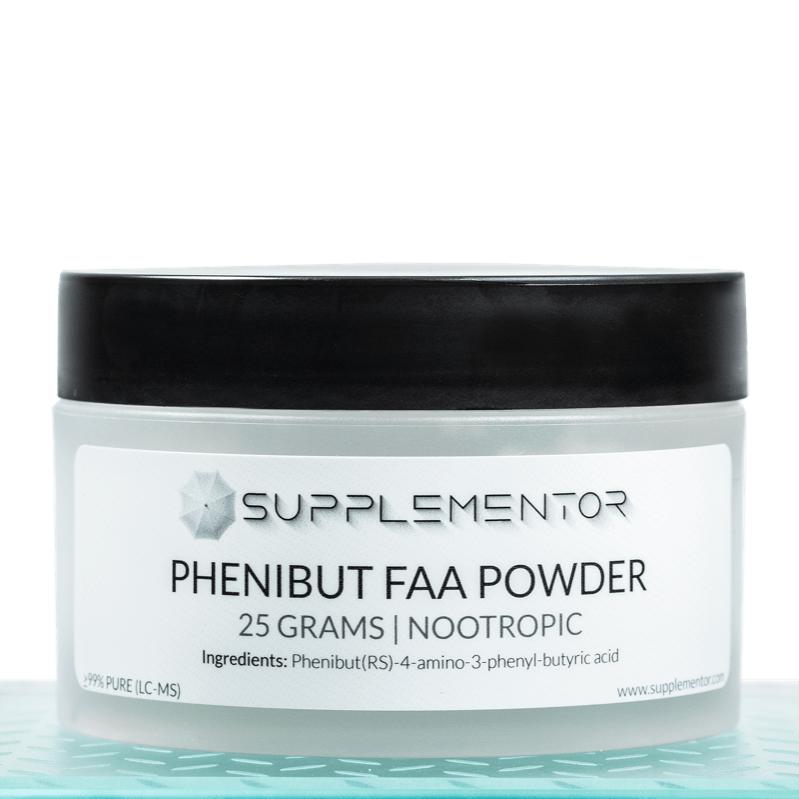 Phenibut FAA Powder Nootropic