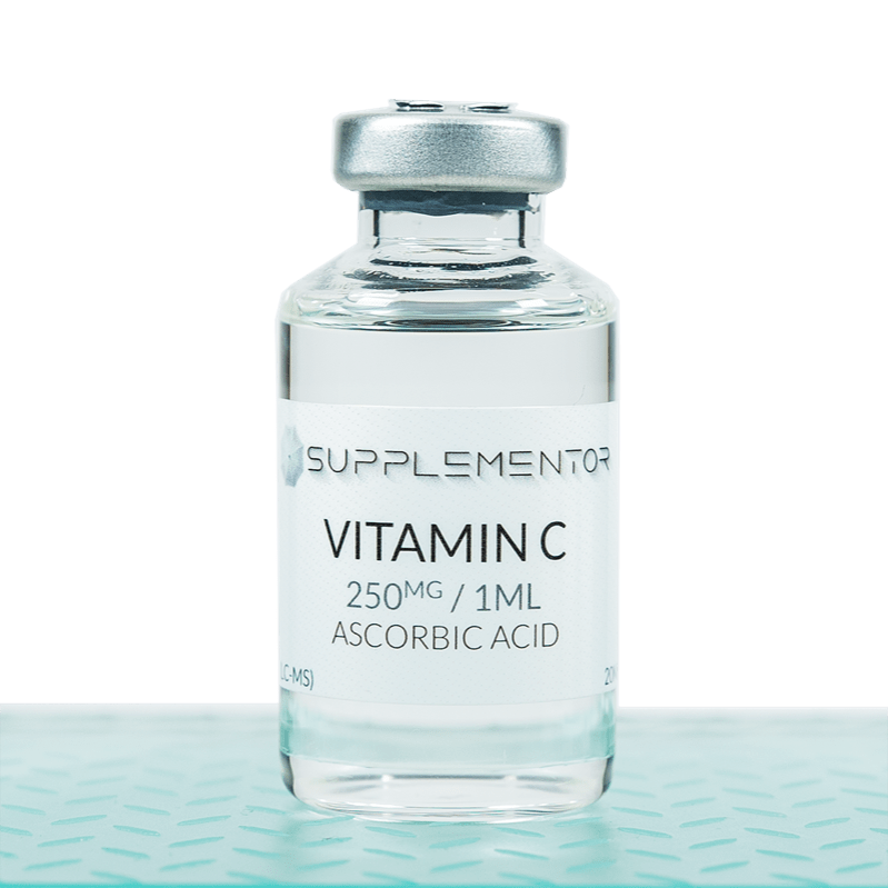 Vitamin C Subcutaneous 250MG Per 1ML 5Grams/20ML Bottle
