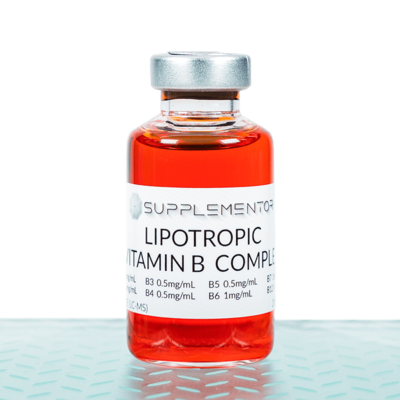 Lipotropic Vitamin B Complex 20ML Bottle