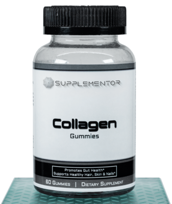 Collagen 60 Count Gummies Supplement