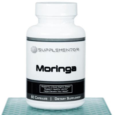 Moringa Extract 60 Count Capsules Supplement