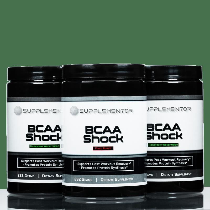 BCAA Post Workout Powder Supplement