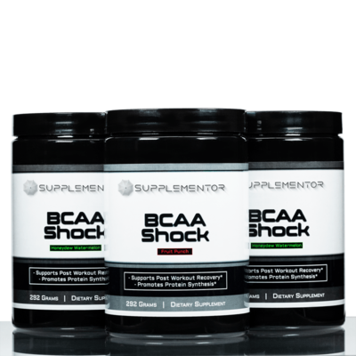BCAA Post Workout Powder Supplement