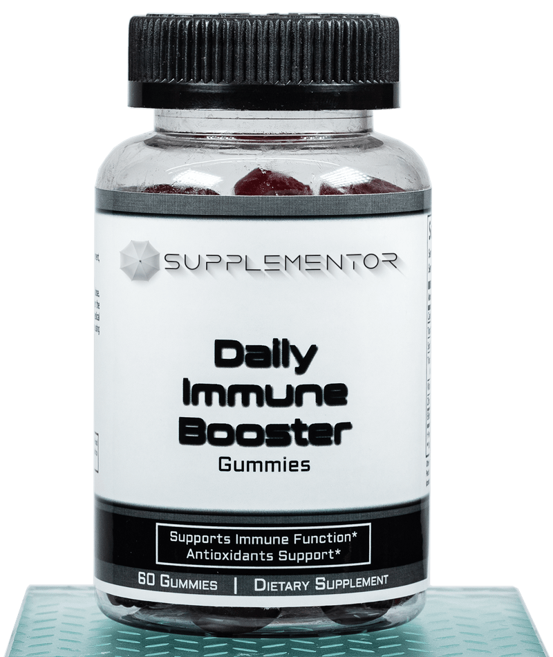 Daily Immune Booster 60 Count Gummies Supplement