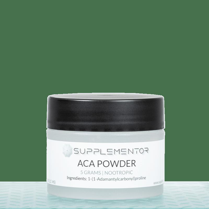 ACA 1-(Adamantyl-Carbonyl) Proline Powder Nootropic