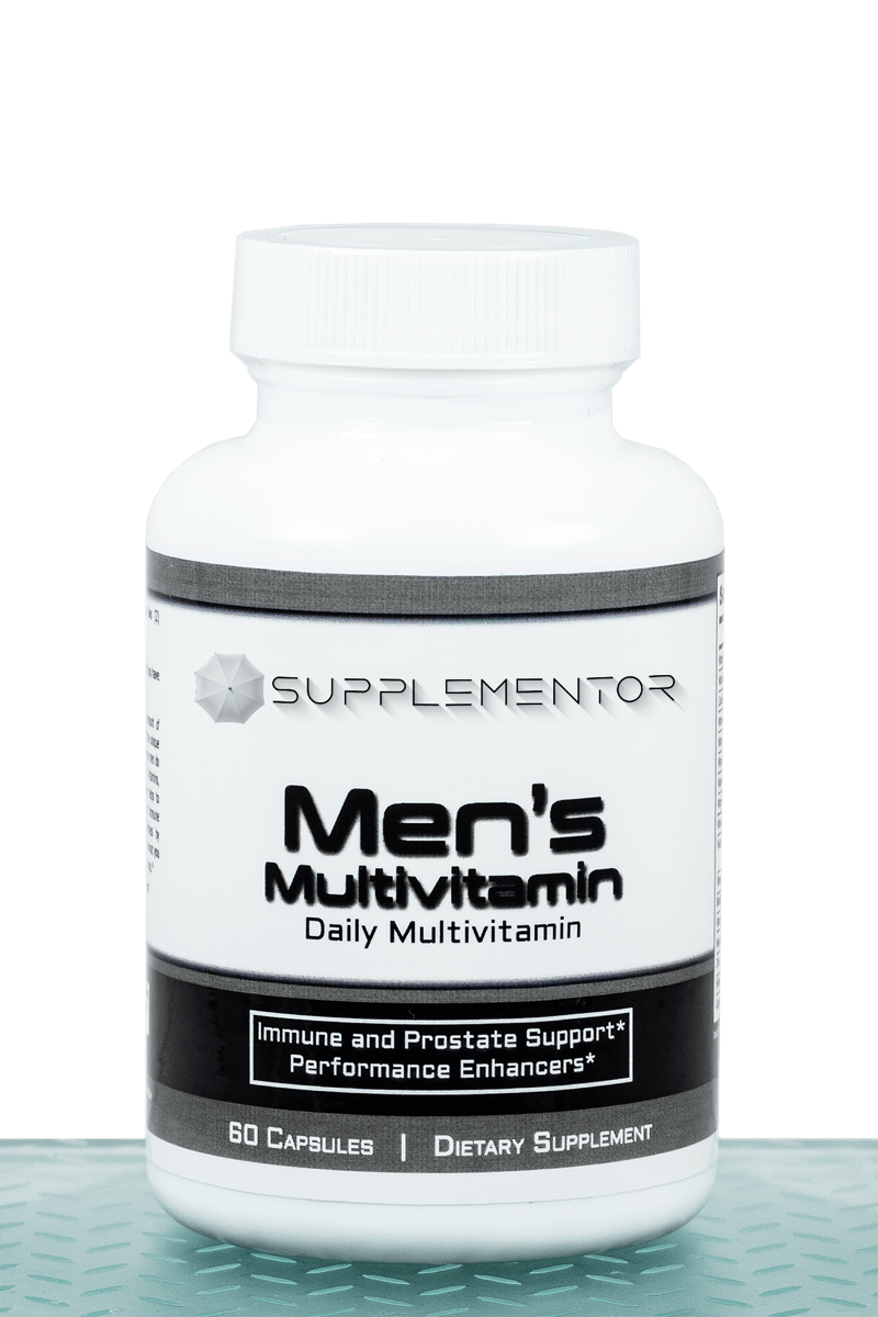 Men's Multivitamin 60 Count Capsules Supplement