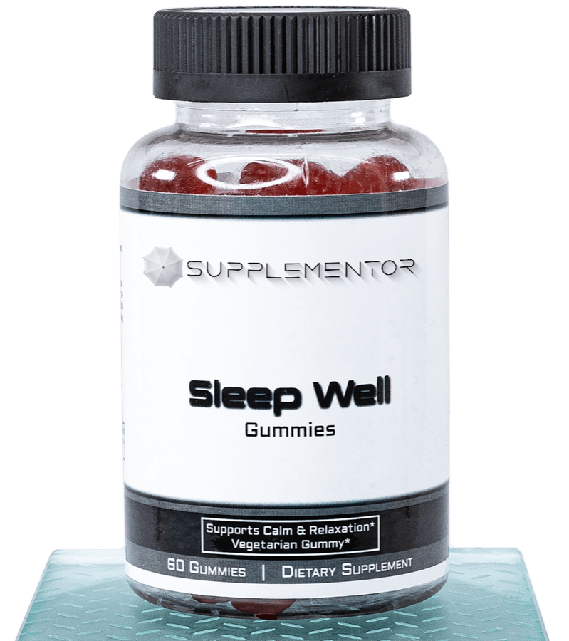 Sleep Well 60 Count Gummies Supplement
