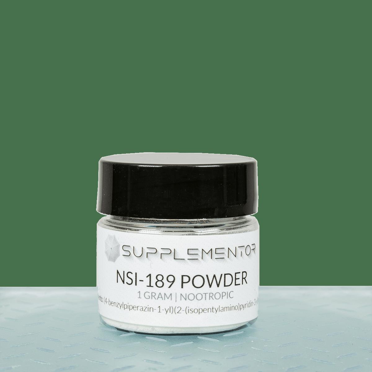 NSI-189 Powder Nootropic