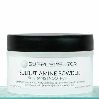 Sulbutiamine Nootropic Powder
