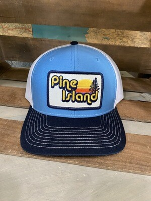 Pine Island Hat - Structured