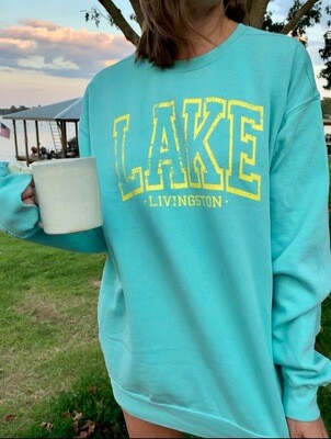 Lake Livingston Sweatshirt