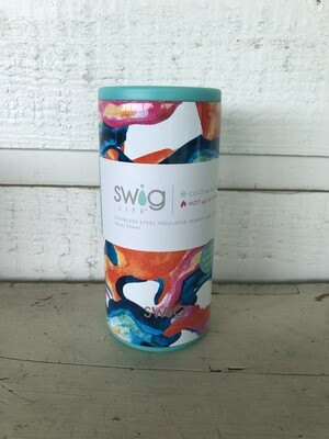 Color Swirl - Skinny Can