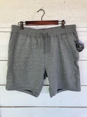 Fleece Shorts - Gray