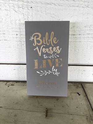 Daily Bible Verses - 365 Verses