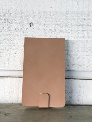 Vegan Leather Notepad