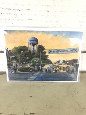 Home Town Card/Post Card