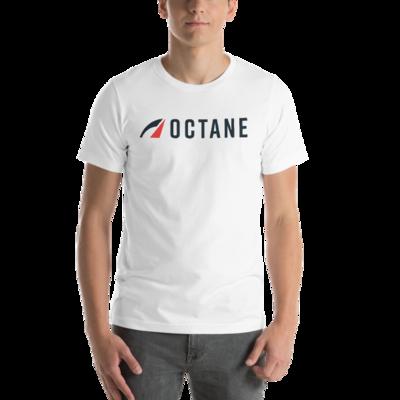 Octane Logo T-Shirt White