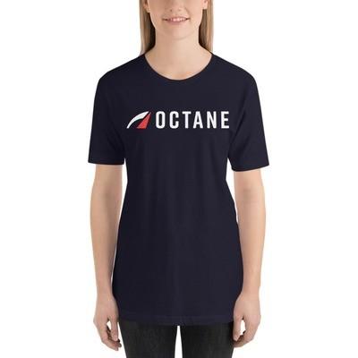 Octane Logo T-Shirt Navy