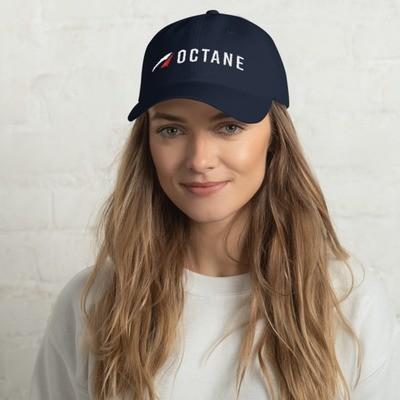 Octane Logo Navy Hat