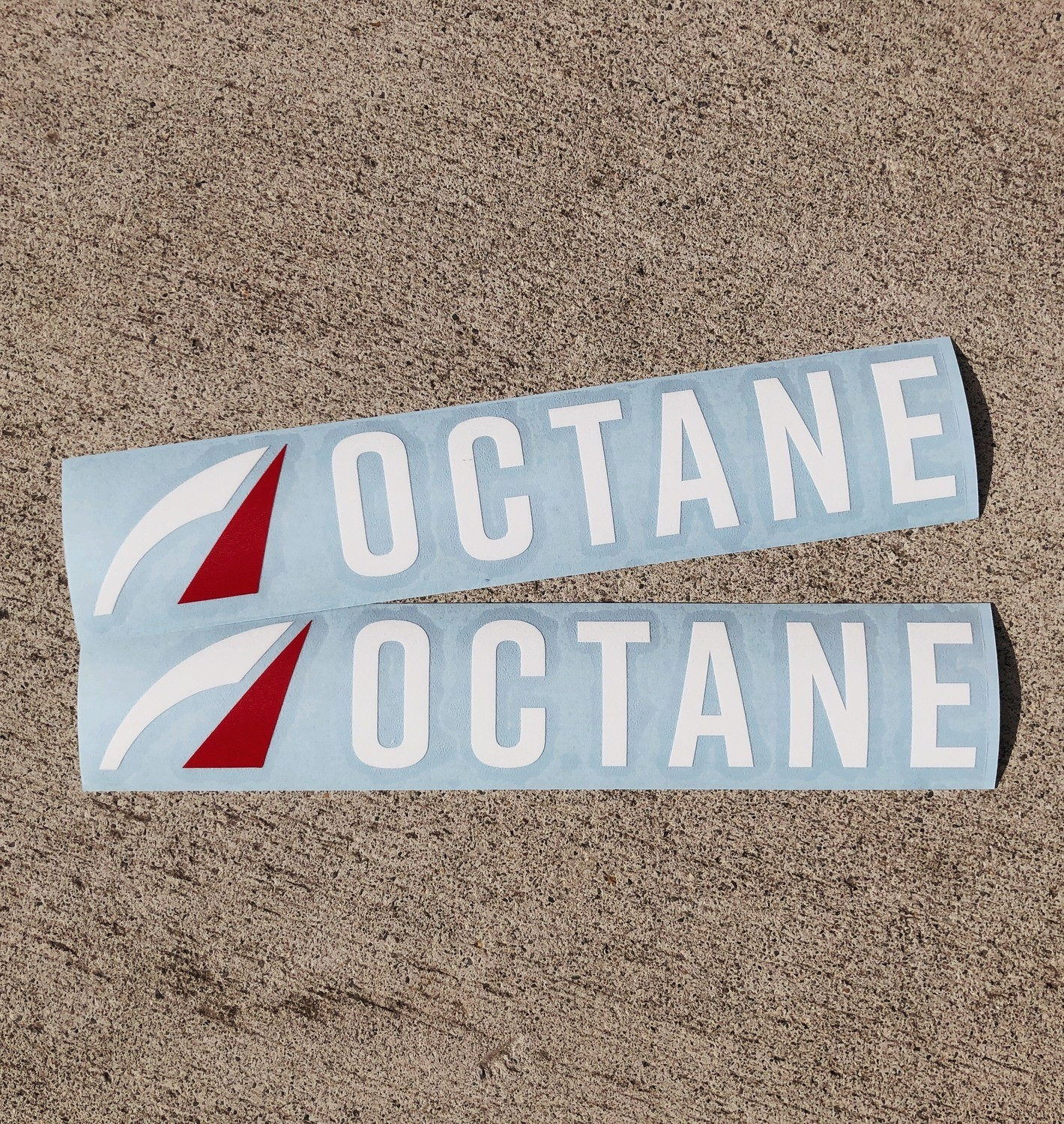 Octane Logo Decal