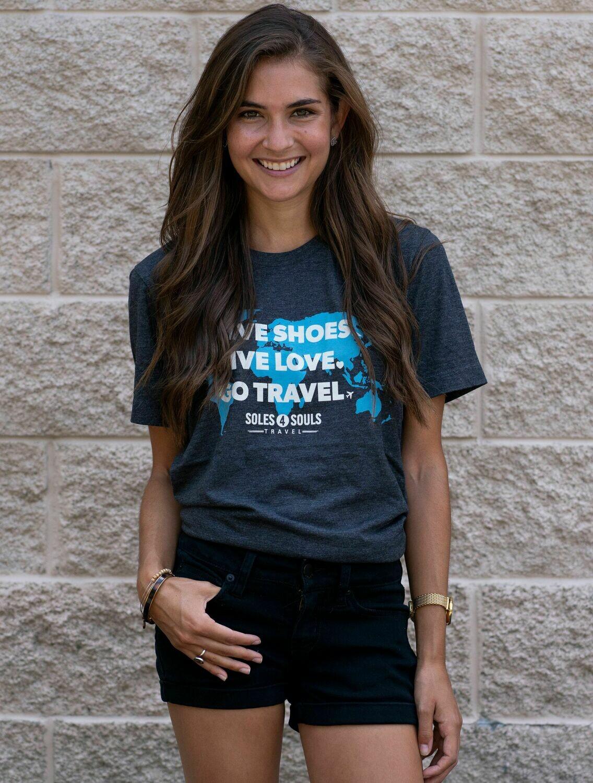 Go Travel Tee