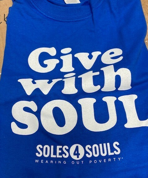 Give With Soul Tee
