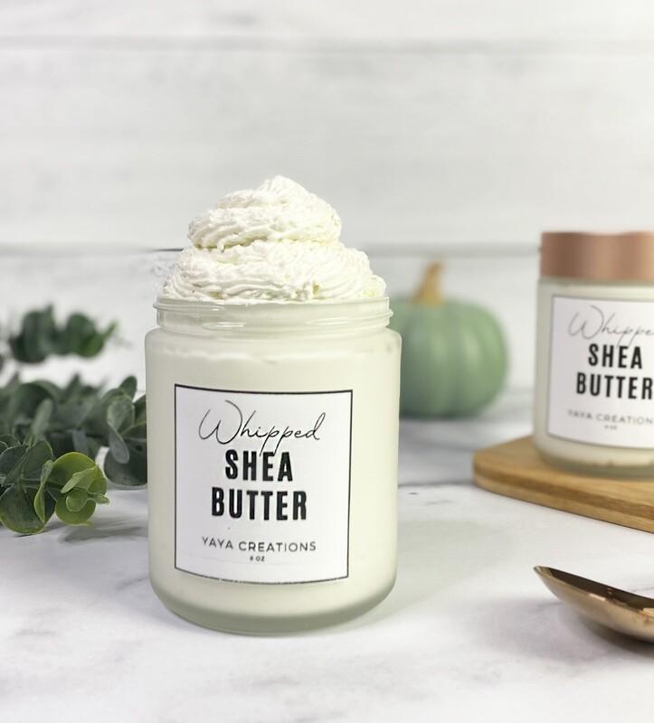 Whipped Shea Hair & Body Butter PRESALE