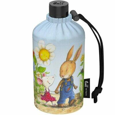 0.3 Liter ovale Flasche normale Öffnung