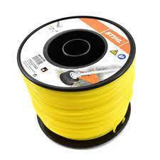 Fil de coupe rond jaune Ø 3.0 mm
