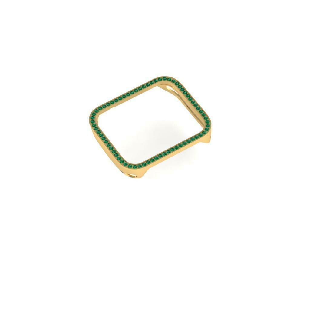 Customized Emerald Frame