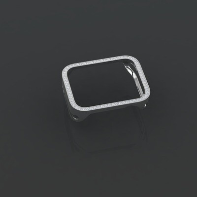 Customized Diamond Frame For Apple watch PRE-ORDER