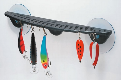 "12"" Lure Rack - Graphite"