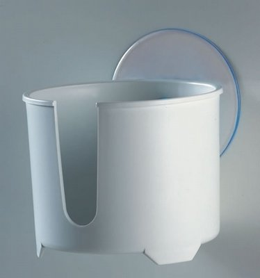 Drink Holder - White