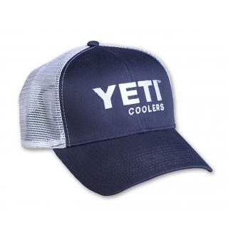 YETI Trucker Hat - Navy/White