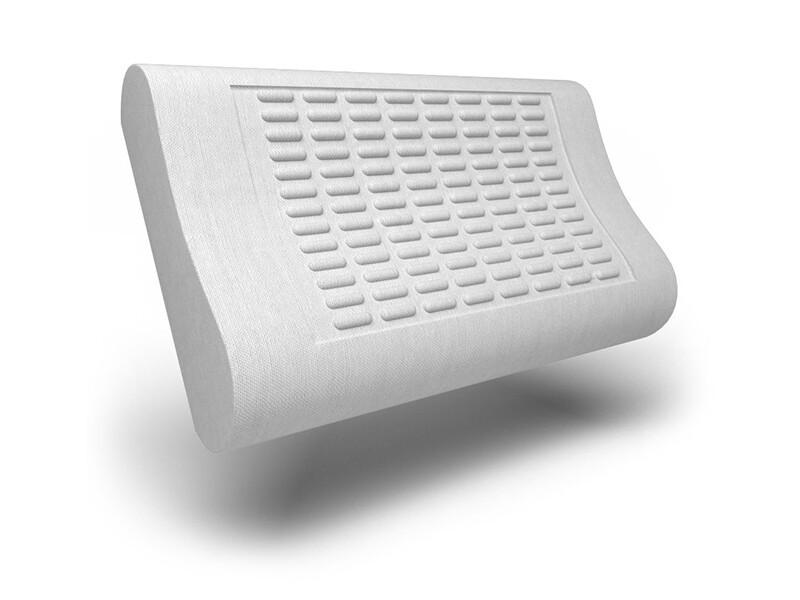 Подушка Massage  (60x40x12/10 см)
