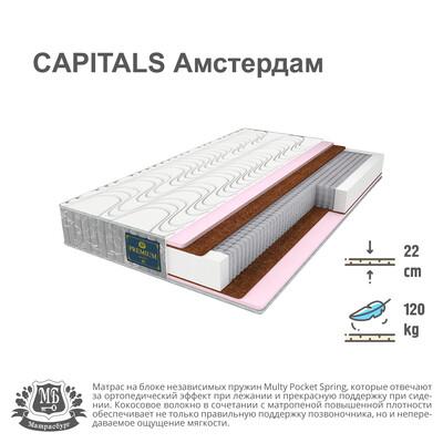 CAPITALS Амстердам