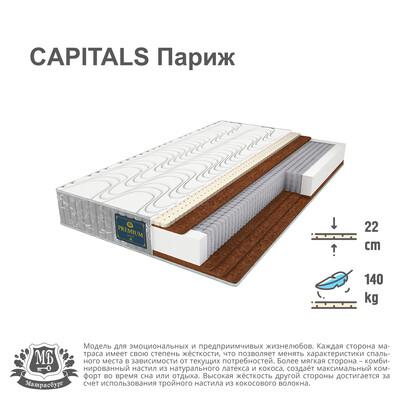 CAPITALS Париж