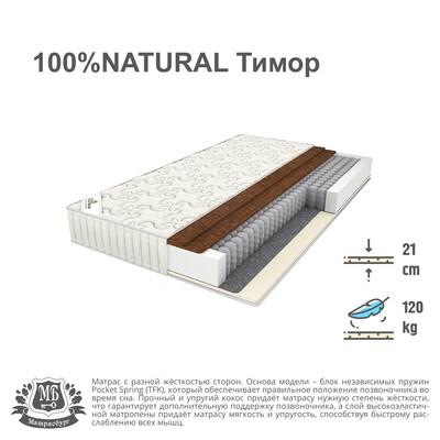 100% Natural Тимор