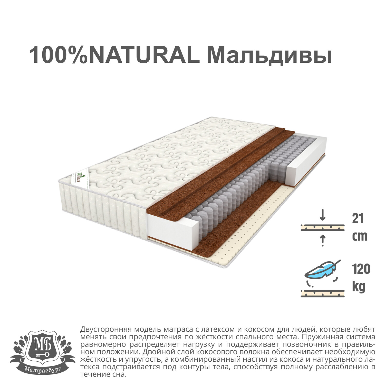 100% Natural Мальдивы