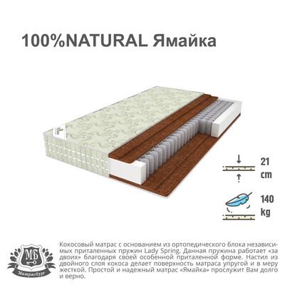 100% Natural Ямайка