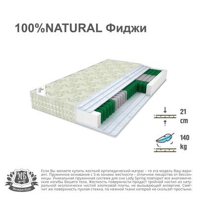 100% Natural Фиджи