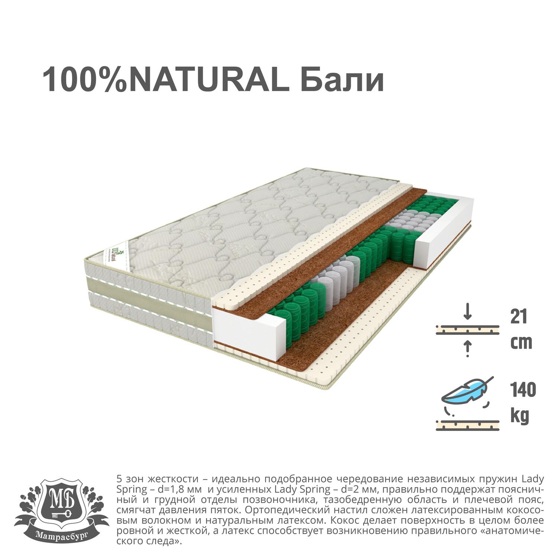 100% Natural Бали