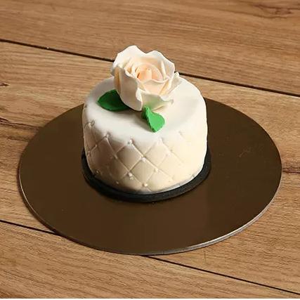 Designer Flavored Mono Cake