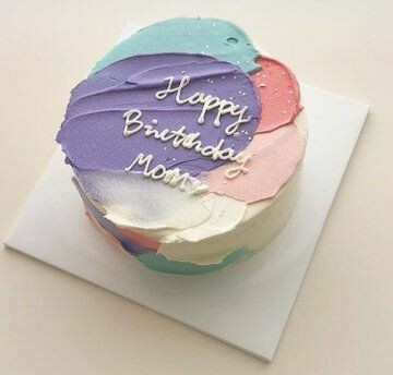 Happy Birthday Mommy Cake - Ask for Price