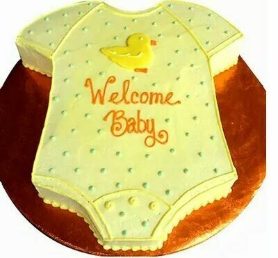 Baby Romber Shaped Cake - Ask for Price