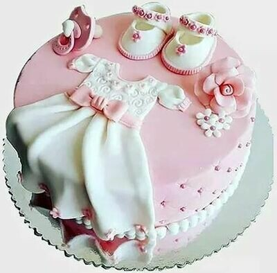 Baby Shower Cake 1 - Ask for Price