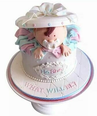 Hey Baby Designer Cake - Ask for Price