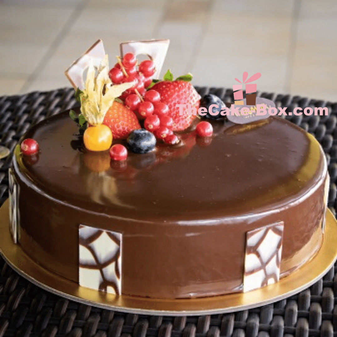 CHOCO TRUFFLE - Free Delivery